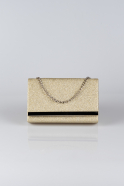 Light Gold Evening Bag V506