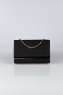 Black Evening Bag V506