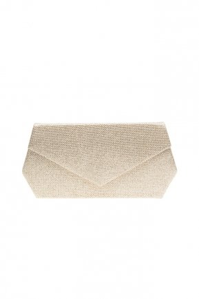 Gold Silvery Evening Bag V427