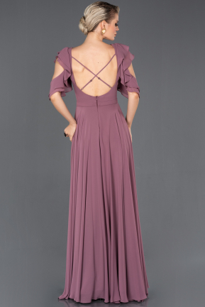 Long Lavender Prom Gown ABU724