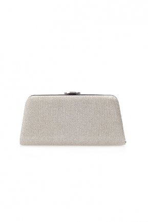 Gold Silvery Evening Bag V141