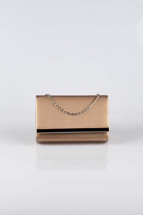Bronze Prd Evening Bag V506