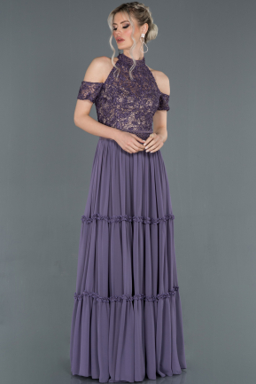 Long Amethyst Haute Couture ABU1213