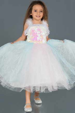 Rins Kid Wedding Dress OK731