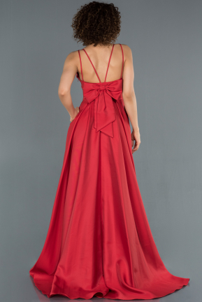Long Red Engagement Dress ABU1520
