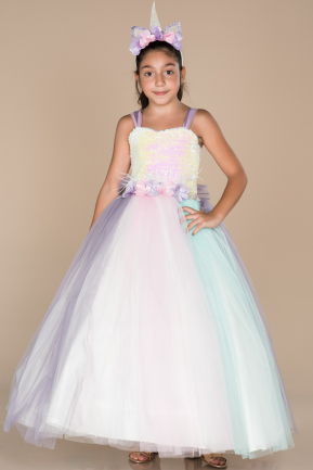 Rins Kid Wedding Dress CD2098