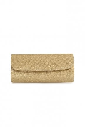Gold Silvery Evening Bag V475