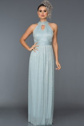 Long Blue Evening Dress BL2076