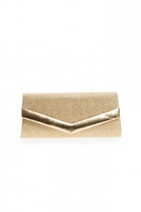 Dore Silvery Evening Bag V438