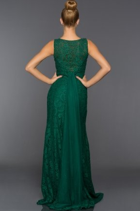 Long Emerald Green Evening Dress AN2493