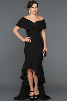 Short Black Evening Dress DS5000