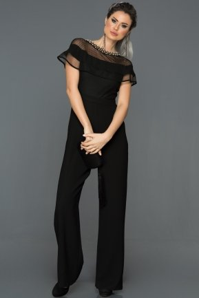Black Evening Dress N98822