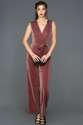 Burgundy Invitation Dress AR37079