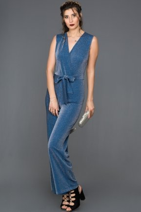 Sax Blue Invitation Dress AR37079