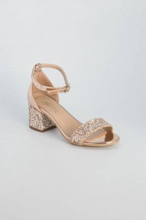 Rose Evening Shoes AB1005