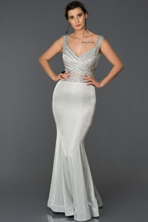 Long Mermaid Evening Dress ABU067