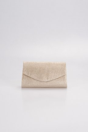 Gold Silvery Evening Bag V497