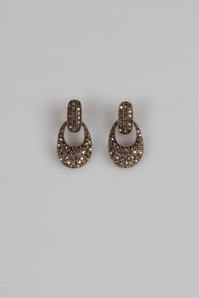 Copper Earring BT116