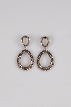 Copper Earring BT118