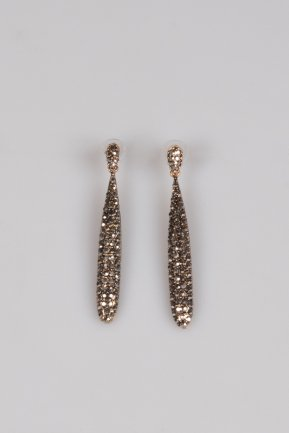 Copper Earring BT119