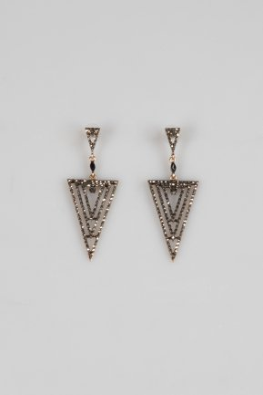 Copper Earring BT120