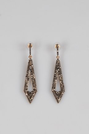 Copper Earring BT121
