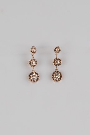 Rose Earring BT130