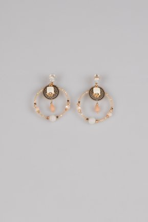Powder Color Earring BT147