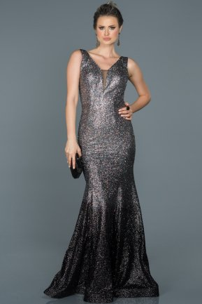 Long Rins Mermaid Prom Dress ABU431
