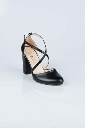 Black Evening Shoes MJC1019