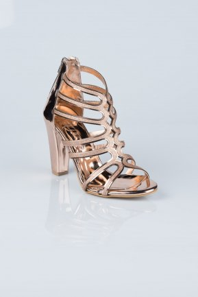 Rose Evening Shoes MJ969