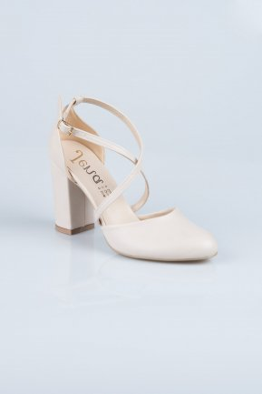 Mink Evening Shoes MJC1019