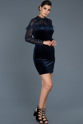 Short Parlement Invitation Dress ABK321