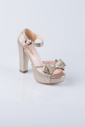 Dore Crystal Evening Shoes MJK6601