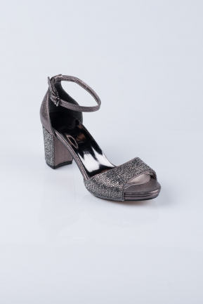 Smoked Color Stony Evening Shoes MJT9170